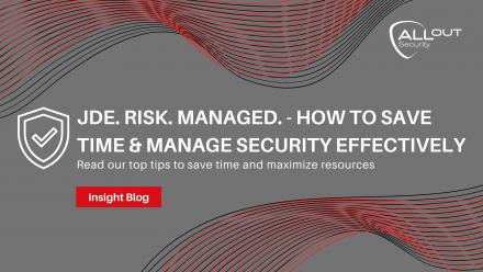 Risk. Managed. - How to save time and manage security effectively.