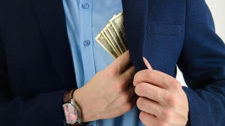 Internal Fraud. The competitor you didn't know you had